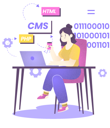 CMS Web Development company
