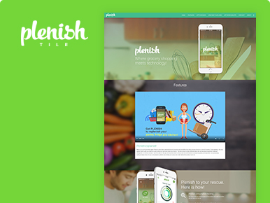 Plenish- Software Development Services