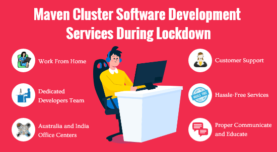 Software Development Services During Lockdown Condition