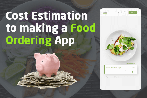 Cost for Food App Development