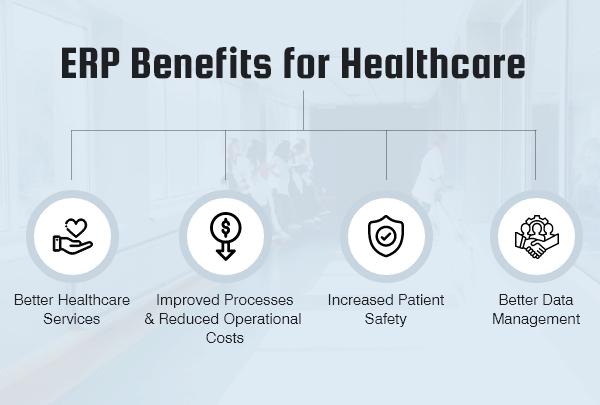 Hospital ERP Benefits
