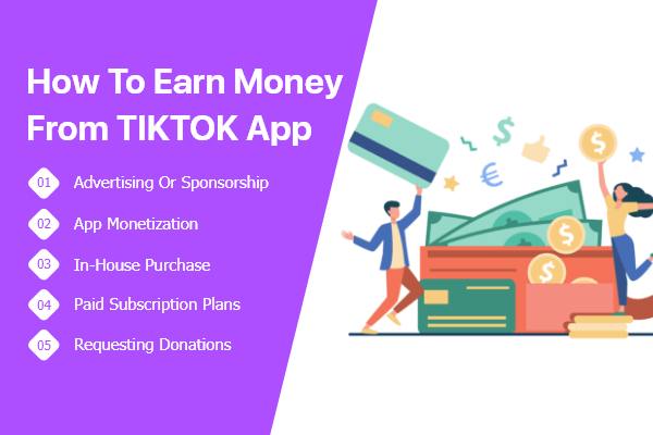 Earn By TikTok App