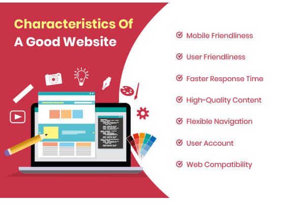 Top Features of Good Website