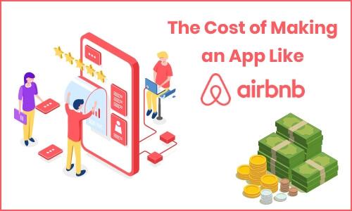 Cost of Airbnb App Development