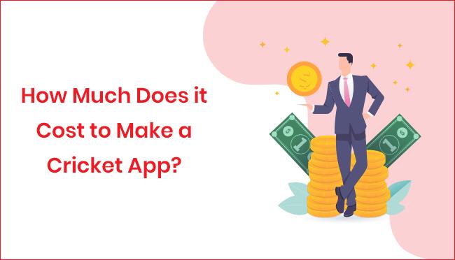 cost to build Cricket app