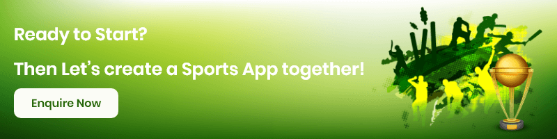 Hire Sports App Developer