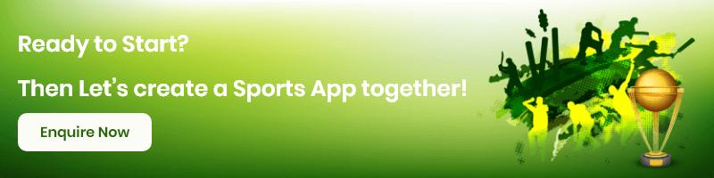 Hire Sports App Developer