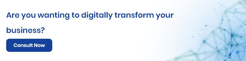 Consult us to transform your business digitally