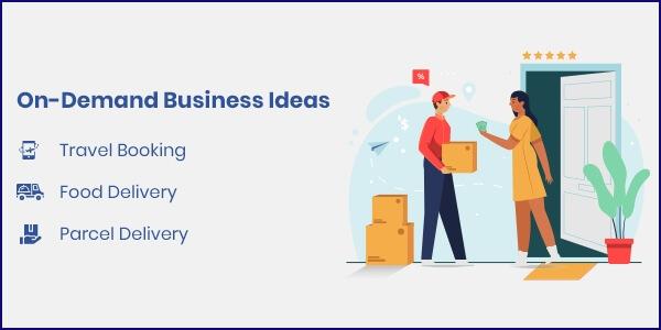 On-demand Business Ideas