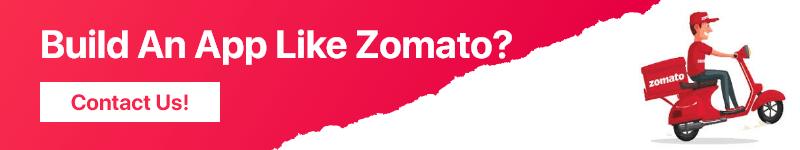 Hire Zomato App Developer