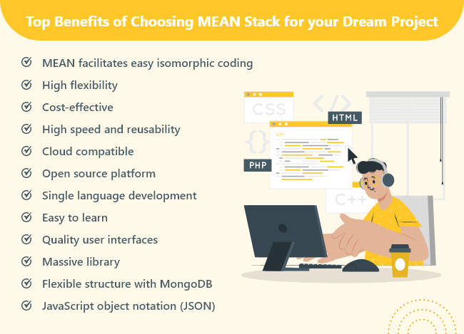 Top Advantages of the MEAN Stack Development