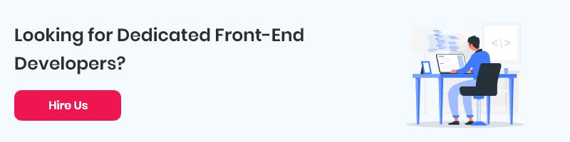 Hire the Front-end Developer