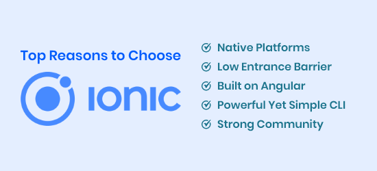 Ionic Features
