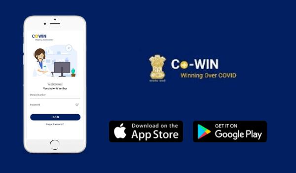 Co-win Vaccinator App