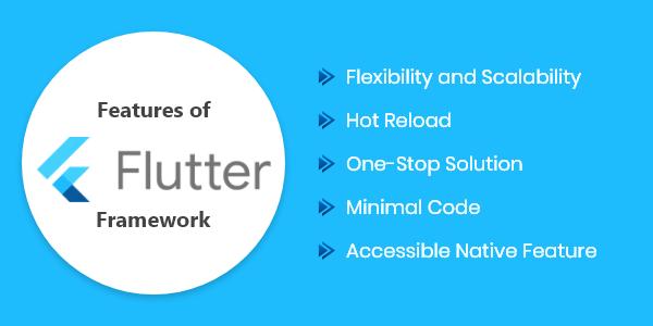 Top Features of Flutter Framework