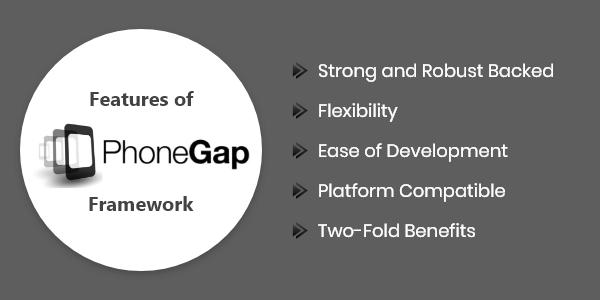 Top Features of PhoneGap Framework