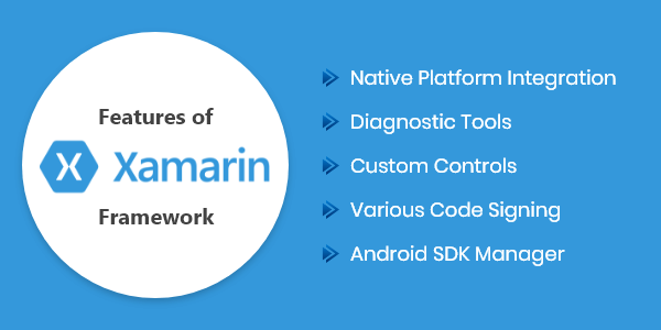 Top Features of Xamarin Framework
